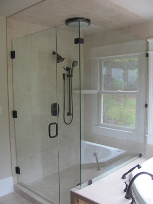 Merveilleux Custom Shower Enclosure