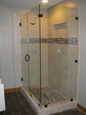 Frameless Glass Shower Enclosures By Furniture City Glass