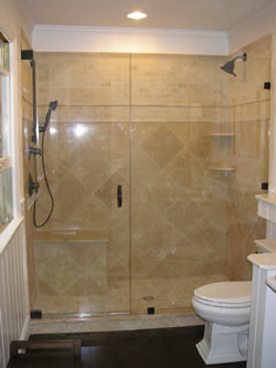 Showers Without Doors Bathroom Shower Designs